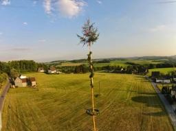 Pfingsten, Landjugend