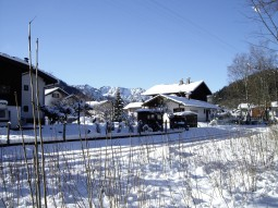 Winterberg - Schweizer Grenze