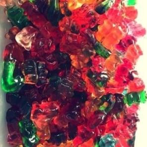 vodak gummi bears