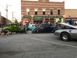 Car Show Crown Point, every Tuesday in the summer